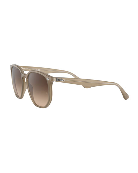 Rectangle Gradient Sunglasses