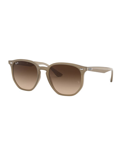 Rectangle Gradient Sunglasses