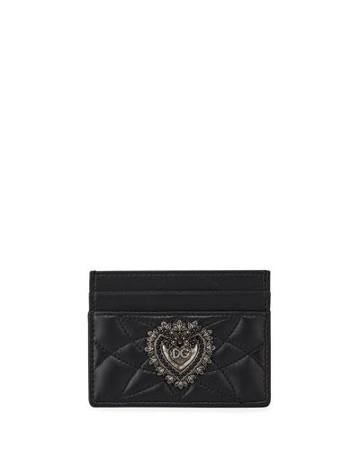 Devotion Leather Card Case