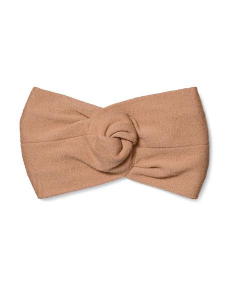 Cashmere Knotted Headband