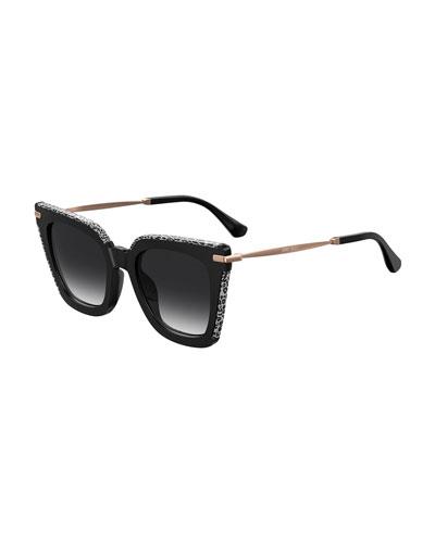 Ciarags Square Propionate Sunglasses
