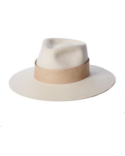 Carter Wool Fedora Hat