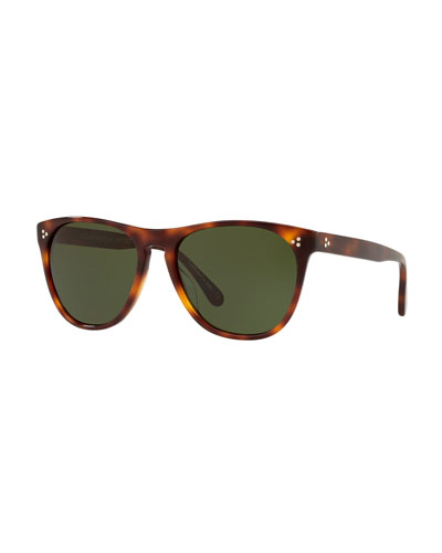 Daddy B Square Acetate Sunglasses