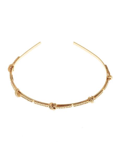 Braided Chain Headband