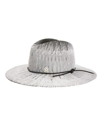Zango Sun Bleached Fedora Hat