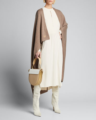 Cashmere Blanket Wrap