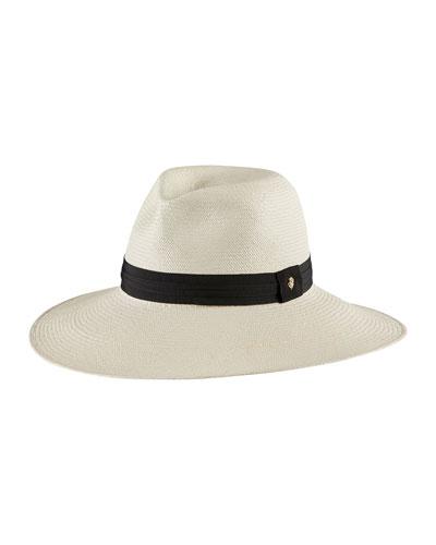Aiko Panama Fedora Hat