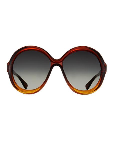 DiorBianca  Butterfly Sunglasses
