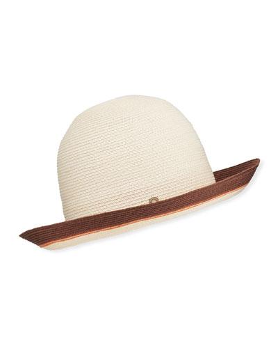 Kate Streaks Hemp Floppy Hat