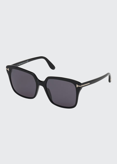 Faye Square Acetate Sunglasses