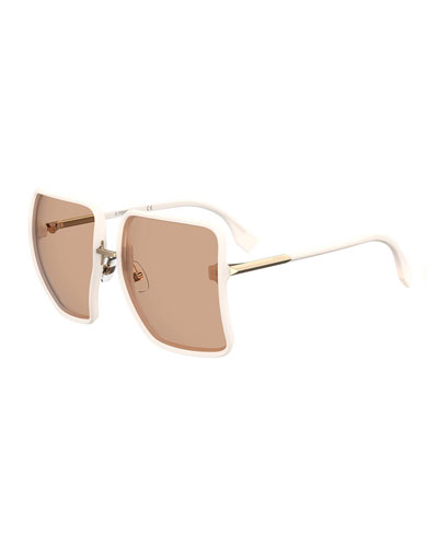Square Grilamid Nylon Sunglasses