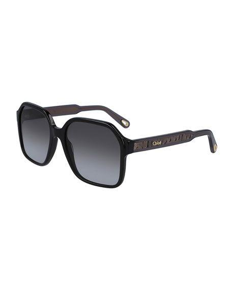 Image 1 of 1: Willow Square Sunglasses