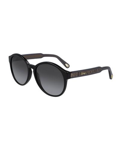 Willow Round Sunglasses