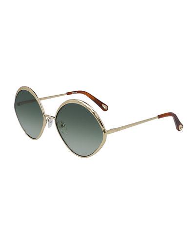 Dani Round Sunglasses