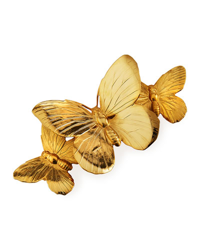 Whitney Butterfly Barrette