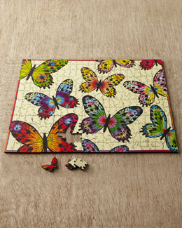 Bernard Maisner Beautiful Butterfly Puzzle