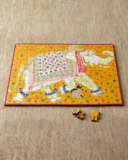 Bernard Maisner Elegant Elephant Puzzle