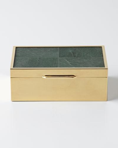 Jade Decorative Box - Small