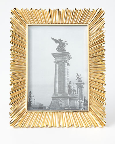 """Ray Gold-Plated 5"""" x 7"""" Frame"""