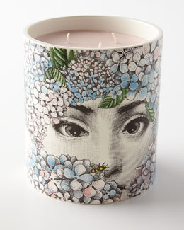 Ortensia Three-Wick Scented Candle