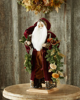 Lynn Haney Plentiful Season Santa