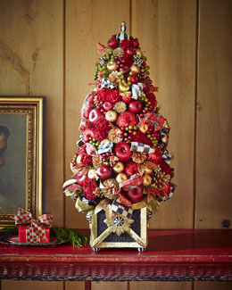 MacKenzie-Childs Gala Tabletop Tree