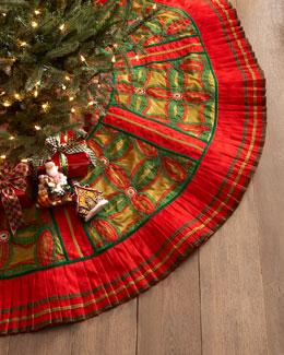 MacKenzie-Childs Jollity Tree Skirt