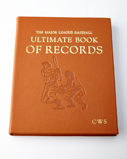 Graphic Image Inc MLB Ultimate Book of Records