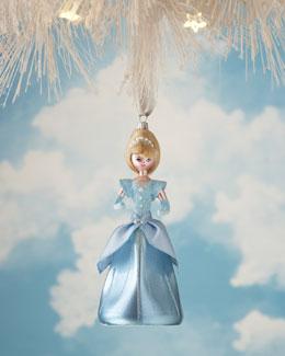 De Carlini Princess Christmas Ornament