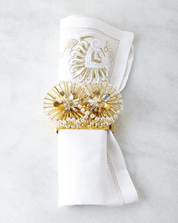 Double-Burst Napkin Ring