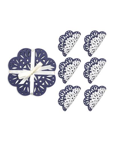 Fete Coasters, Set of 6