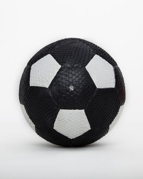 Regulation-Size Python Soccer Ball