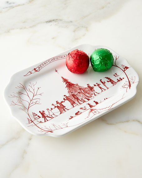 """Merry Christmas"" Gift Tray"