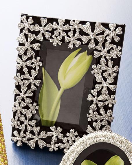 L'Objet Garland Swarovski® Crystal Frame, 8x10