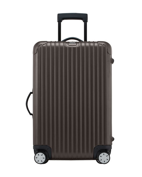 "Salsa Matte Bronze 26"" Multiwheel Luggage"