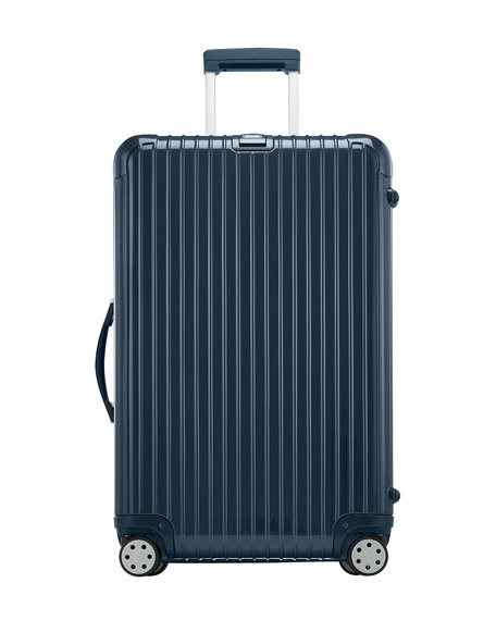"Salsa Deluxe Yachting Blue 29"" Multiwheel Luggage"