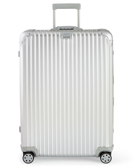 "Topas Silver 32"" Multiwheel Luggage"