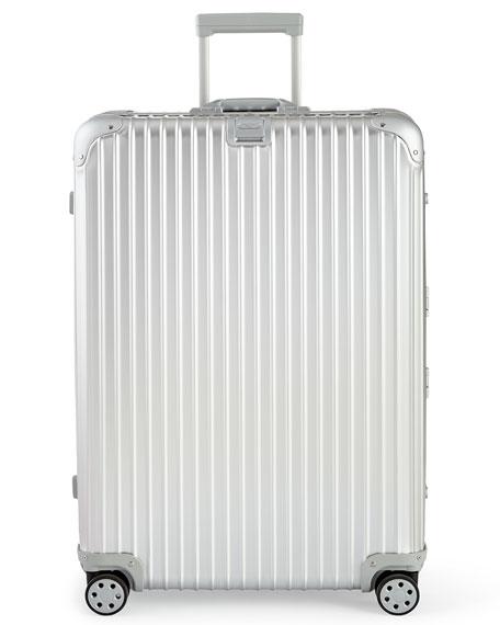 "Topas Silver 32"" Multiwheel Luggage"