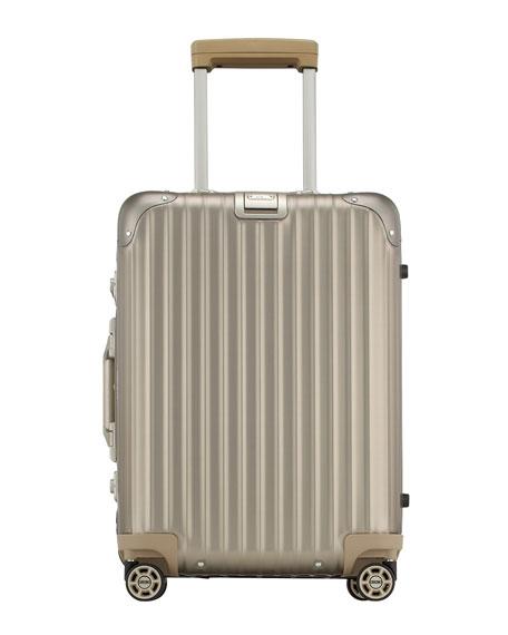 Rimowa North America Topas Titanium Cabin Multiwheel IATA