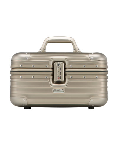 Topas Titanium Beauty Case