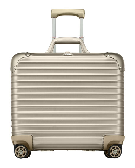 Topas Titanium Business Multiwheel Luggage