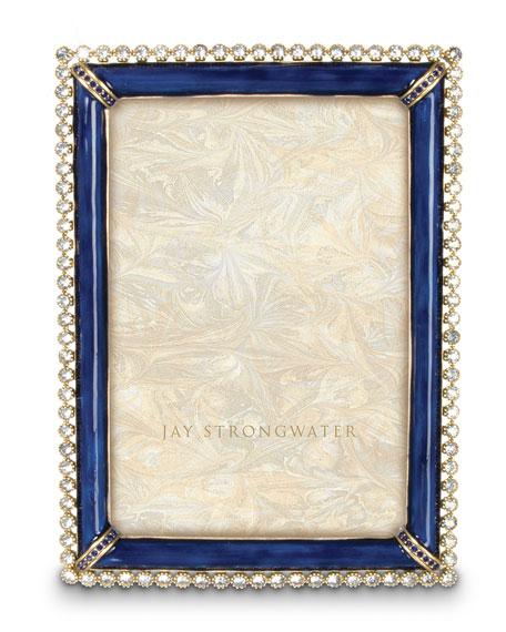 Jay Strongwater Lorraine Enamel & Stone Edge 4
