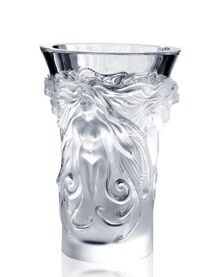 Lalique Fantasia Vase