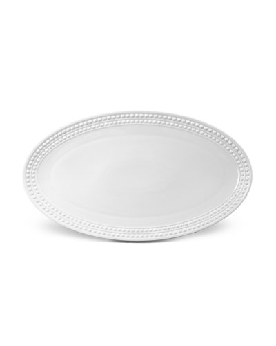 Perlee Large Oval Platter