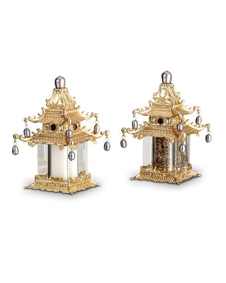 Salt & Pepper Pagodas