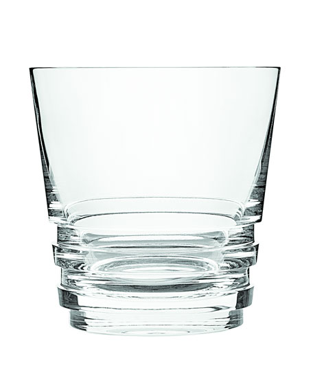 Saint Louis Crystal Oxymore Large Double Old-Fashioned