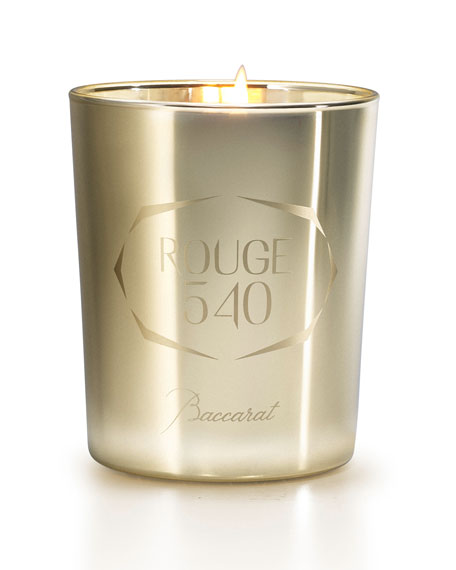 Baccarat Rouge Scented Candle Refill