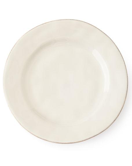 Puro Whitewash Dessert/Salad Plate
