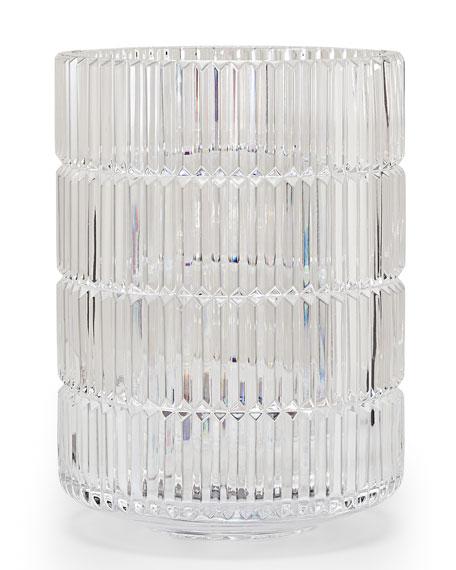 Prisma Clear Wastebasket