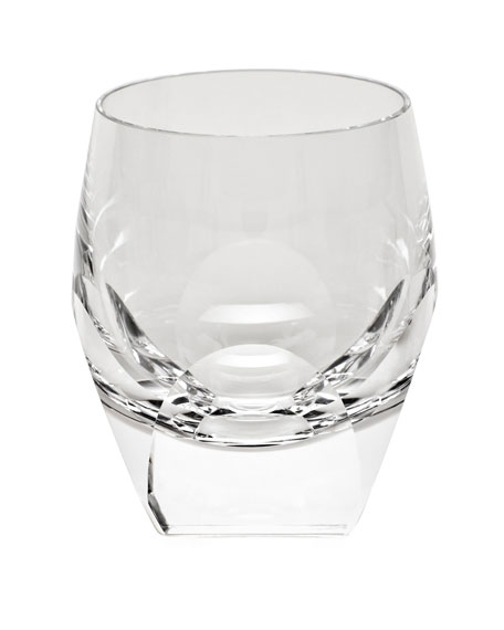 Moser Clear Bar Double Old-Fashioned
